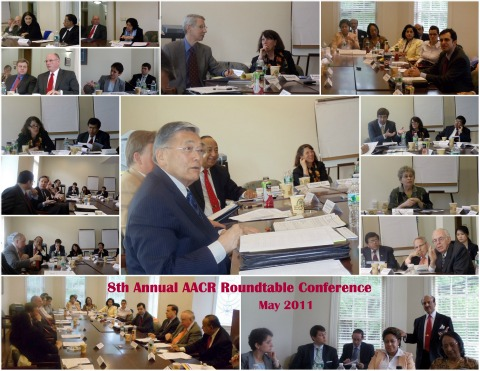 AACR - 8th Annual Round Table Conference